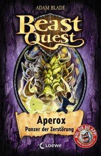 Cover von Beast Quest - Aperox, Panzer der Zerstörung