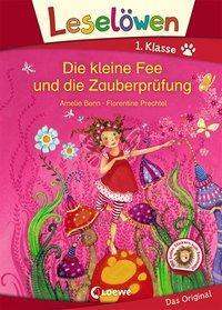 Cover von Leselöwen 1. Klasse - Die kleine Fee und die Zauberprüfung