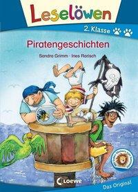 Cover von Leselöwen 2. Klasse - Piratengeschichten