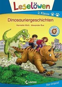 Cover von Leselöwen 2. Klasse - Dinosauriergeschichten