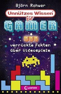 Cover von Unnützes Wissen für Gamer