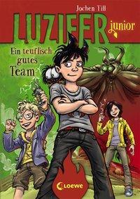 Cover von Luzifer junior - Ein teuflisch gutes Team