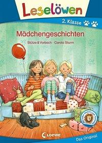 Cover von Leselöwen 2. Klasse - Mädchengeschichten