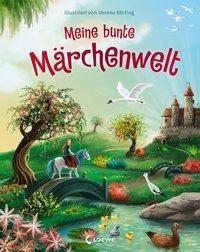 Cover von Meine bunte Märchenwelt