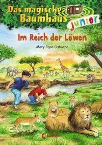 Cover von Das magische Baumhaus junior - Im Reich der Löwen