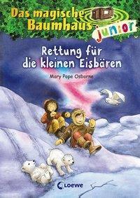 Cover von Das magische Baumhaus junior - Rettung für die kleinen Eisbären