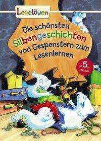 Cover von Leselöwen - Das Original - Die schönsten Silbengeschichten von Gespenstern zum Lesenlernen