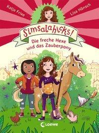 Cover von Simsalahicks! Die freche Hexe und das Zauberpony
