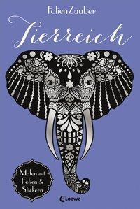 Cover von Folienzauber: Tierreich