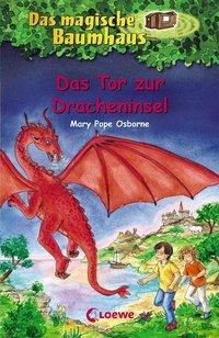 Cover von Das magische Baumhaus - Das Tor zur Dracheninsel