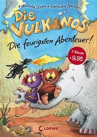 Cover von Die Vulkanos - Die feurigsten Abenteuer