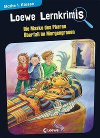 Cover von Loewe Lernkrimis - Die Maske des Pharao / Überfall im Morgengrauen