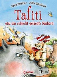 Cover von Tafiti und das schlecht gelaunte Nashorn