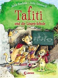 Cover von Tafiti und die Löwen-Schule