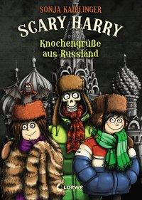 Cover von Scary Harry - Knochengrüße aus Russland