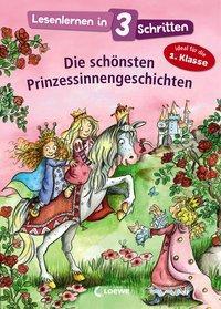 Cover von Lesenlernen in 3 Schritten - Die schönsten Prinzessinnengeschichten