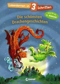 Cover von Lesenlernen in 3 Schritten - Die schönsten Drachengeschichten