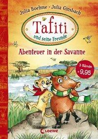 Cover von Tafiti und seine Freunde - Abenteuer in der Savanne