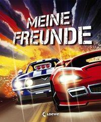 Cover von Meine Freunde (Rennautos)