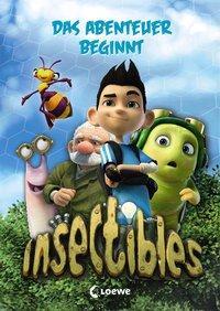 Cover von Insectibles - Das Abenteuer beginnt
