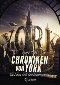 Cover von Chroniken von York - Die Suche nach dem Schattencode