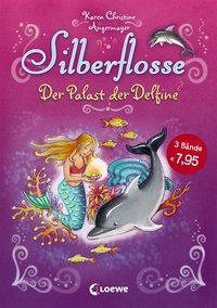 Cover von Silberflosse - Der Palast der Delfine