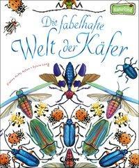 Cover von Die fabelhafte Welt der Käfer