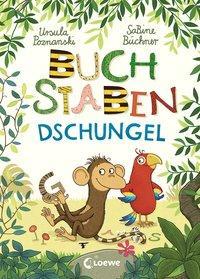 Cover von Buchstabendschungel