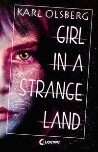 Cover von Girl in a Strange Land