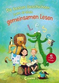 Cover von Die besten Geschichten zum ersten gemeinsamen Lesen