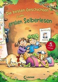 Cover von Die besten Geschichten zum ersten Selberlesen