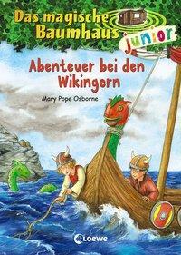 Cover von Das magische Baumhaus junior - Abenteuer bei den Wikingern