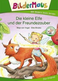 Cover von Bildermaus - Die kleine Elfe und der Freundezauber