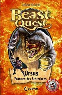 Cover von Beast Quest - Ursus, Pranken des Schreckens
