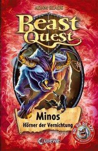 Cover von Beast Quest - Minos, Hörner der Vernichtung