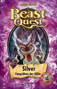 Cover von Beast Quest - Silver, Fangzähne der Hölle