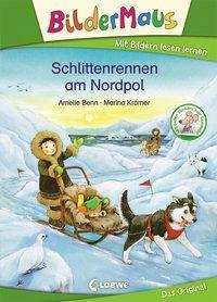 Cover von Bildermaus - Schlittenrennen am Nordpol