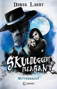 Cover von Skulduggery Pleasant - Mitternacht