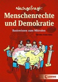 Cover von Nachgefragt: Menschenrechte und Demokratie