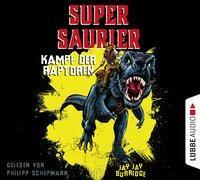 Cover von Supersaurier - Kampf der Raptoren