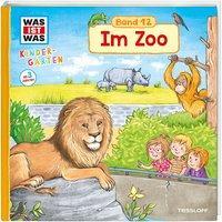 Cover von WAS IST WAS Kindergarten, Band 12 Im Zoo