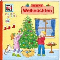Cover von WAS IST WAS Kindergarten, Band 13 Weihnachten