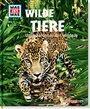 Cover von WAS IST WAS Band 13 Wilde Tiere. Ungezähmt in der Wildnis