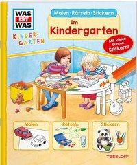 Cover von WAS IST WAS Kindergarten. Im Kindergarten