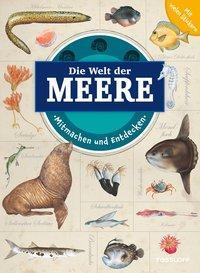 Cover von Mitmachen und Entdecken: Meere