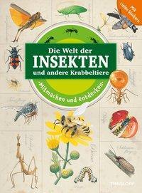 Cover von Mitmachen und Entdecken: Insekten und andere Krabbeltiere