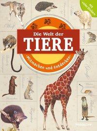 Cover von Mitmachen und Entdecken: Tiere