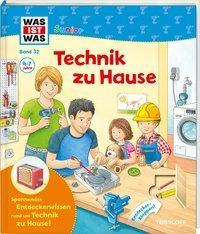 Cover von WAS IST WAS Junior Band 32. Technik zu Hause
