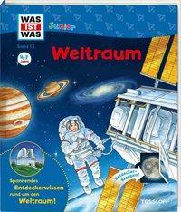 Cover von WAS IST WAS Junior Band 13. Weltraum