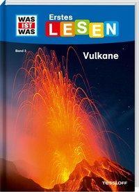 Cover von WAS IST WAS Erstes Lesen, Band 3: Vulkane